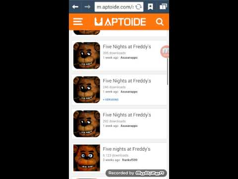How To Get Any Five Nights At Freddy's For Free!