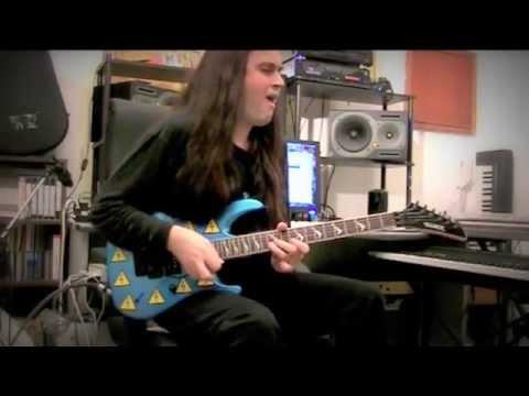 DANIELE LIVERANI - Meteor (my tribute to JASON BECKER)