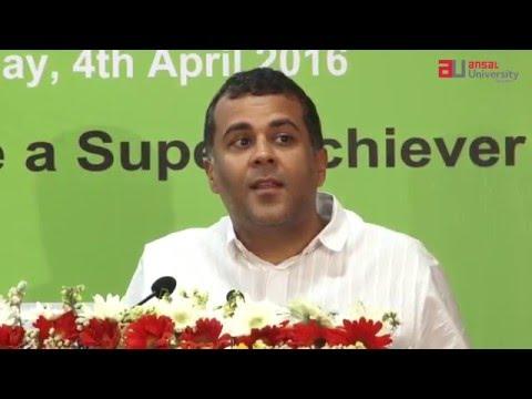 Chetan Bhagat PLS on 4th April 2016