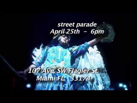 ORURO BOLIVIA CARNIVAL in Miami FL - TV Spot