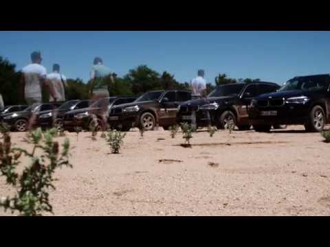 BMW Driver Training Namibia Trailer | AutoMotoTV