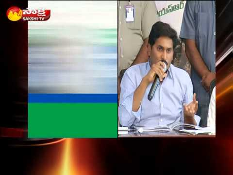 YS Jagan Promises building 'Better Capital City than Hyderabad' for Seemandhra