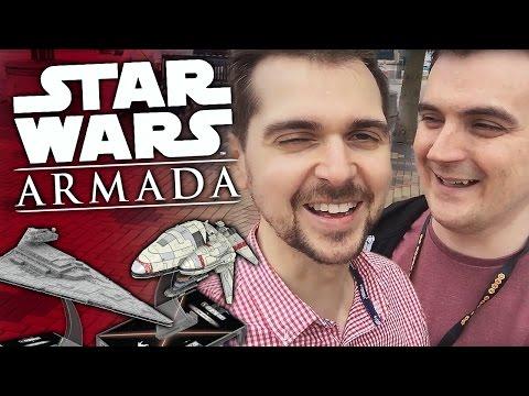 Star Wars Armada Tournament - Vlog