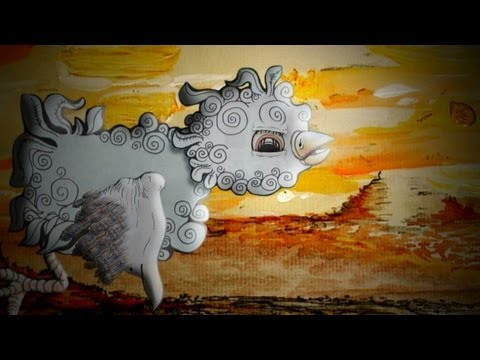 The Land Eaters (animated short film by Lisa & Brandon Ray 2009)