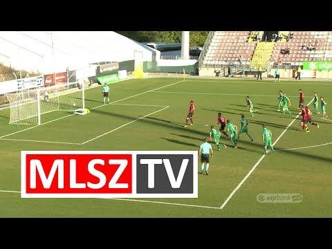 Swietelsky Haladás - Budapest Honvéd | 1-2 | (0-1)| OTP Bank Liga | 12. forduló | MLSZTV - kattintson a lejátszáshoz!
