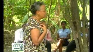 Mirlande Manigat 2010 - Nou Tout Dak - Leogane - Part 1 - Rankontre Ti Gwoup