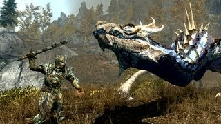 Top 5 Skyrim Mods of the Week - Questing for Glory!