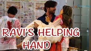 Ravi helps Devika in Kalash-Ek Vishwaas