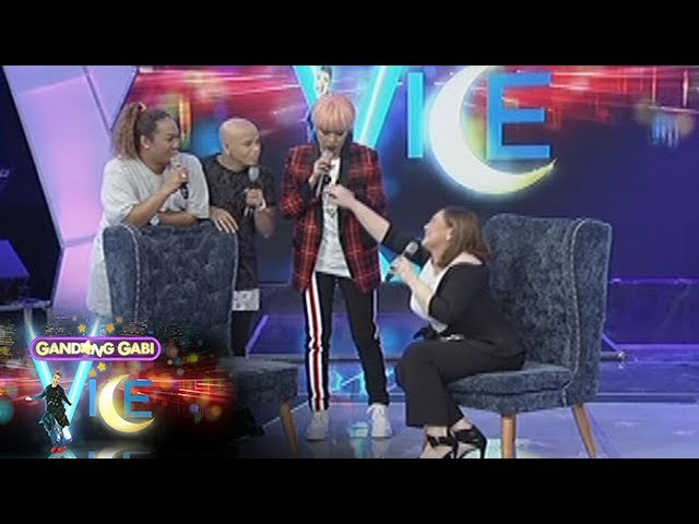GGV: Negi, Wacky Kiray, and Vice Ganda poke fun at Sharon Cuneta's jewelries