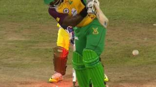 CPL 2016 Highlights -Guyana Amazon Warriors v Jamaica Tallawahs