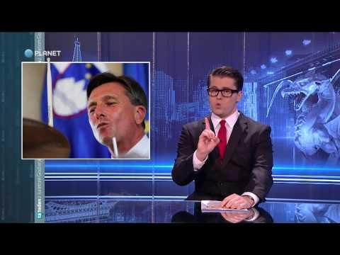 Ta Teden: Borut Pahor bobna, vabi na zabavo in dvori tuji državnici