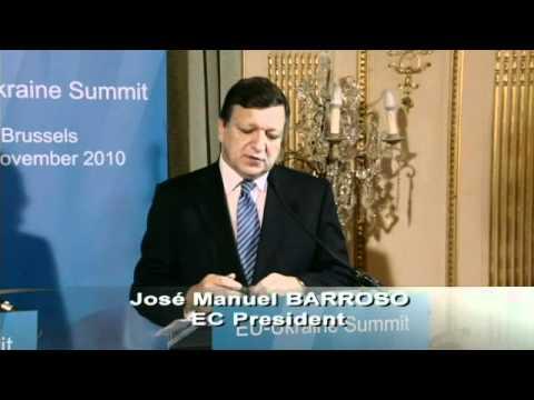 EU-Ukraine Summit, 22 November 2010