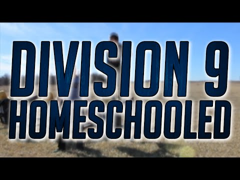 Division 9: Homeschooled (Parody Movie Trailer)