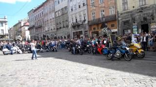 Lviv Motorycle Club Organization 16.09.2014
