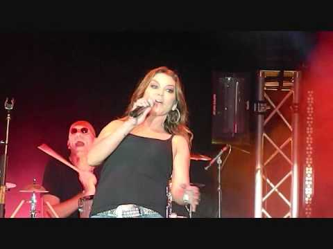Gretchen Wilson All Jacked Up Live at Newcastle Casino in Newcastle,Oklahoma 5-16-13