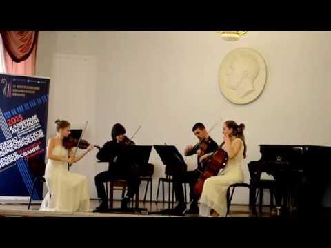 Гайдн, Йозеф - Струнный квартет op.76 №5 ре мажор