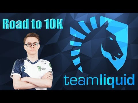 Liquid Miracle- Road to 10K || Ranked Match || Dota 2 Live || PRO Play