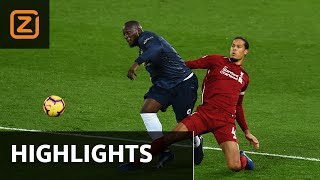 Liverpool vs Manchester United | Premier League 2018/19 | Samenvatting