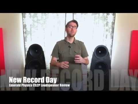 Emerald Physics CS2P Loudspeaker Review
