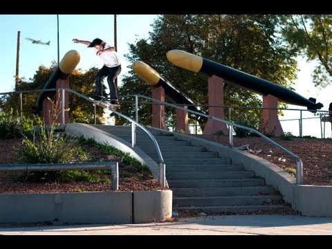 Cold Gravy Skateboarding - Cross Country Gravy Part 2