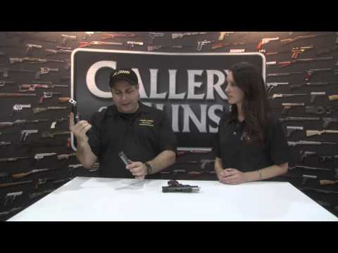 Gallery of Guns 2013 NASGW Sneak Peek: Kahr Arms CT40 & CT45 NEW!