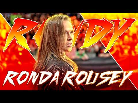 WWE: Ronda Rousey 1st Official Theme Song
