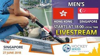 Гонконг : Сингапур
