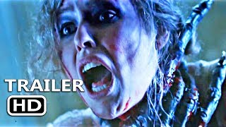 D-RAILED Official Trailer (2019) Horror Movie