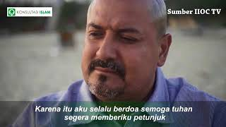 MENGHARUKAN.. KISAH MUALLAF GANGSTER MEXICO :