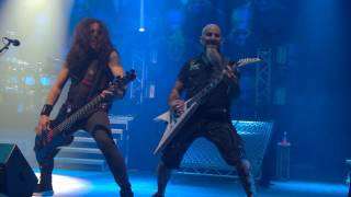 Watch Anthrax Caught In A Mosh video