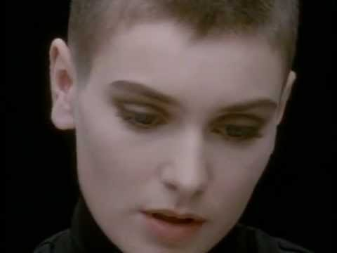 Sinead O'Connor - Nothing Compares 2 You (official music viedo)