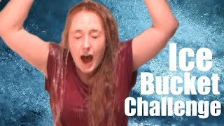 Ice Bucket Challenge! | Amy McLean
