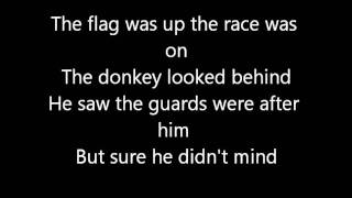 Darcy's Donkey - Lyrics