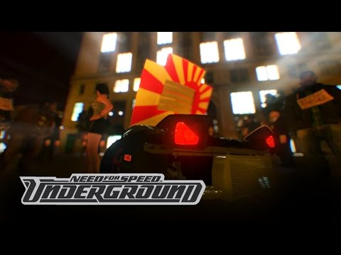 Need For Speed Underground 3 E3 2015 Official Trailer (Fan Made)