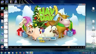 How to Install HAY DAY Game in PC 2014 FREE (Windows/MAC)