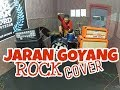 JARAN GOYANG ROCK COVER - HELMY NEWTRON MP3