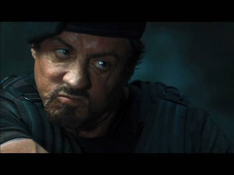 'the Expendables' Trailer Hd video