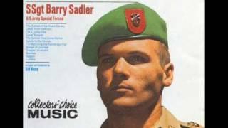 Watch Barry Sadler Saigon video