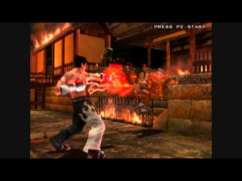 Tekken 5 Arcade Battles With Jin Kazama video
