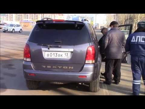только перья полетели: в Мордовии московские гаишники устроили спецрейд