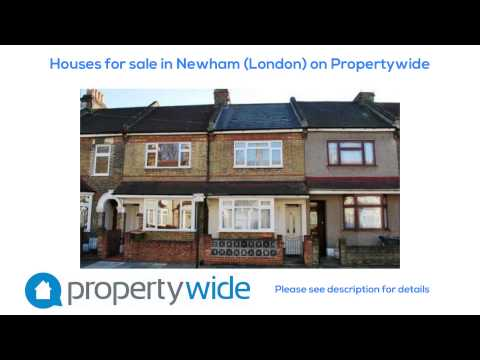 Houses for sale in Newham (London) on Propertywide