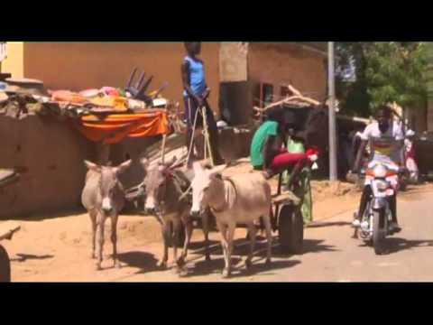 Arivée de Force Trankil  a Matam Senegal