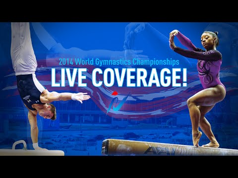 2014 World Gymnastics Championships - Women's Qualifying - USA