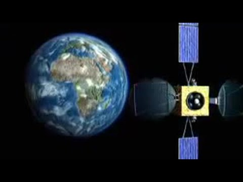 Geo-stationary satellites - BBC science