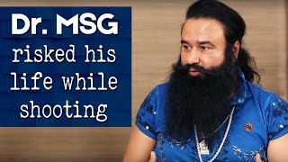 Dr. MSG Reveals How He Put His Life in Risk While Shoot