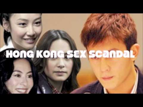 Hong Kong Sex Scandal video