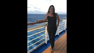 Passengers describe the scene where Spanish Fort woman died on cruise