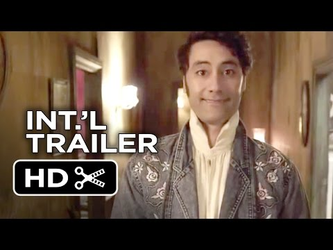 What We Do In The Shadows Official UK Trailer #1 (2014) - Jemaine Clement Vampire Comedy HD
