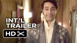 What We Do In The Shadows Official UK Trailer #1 (2014) - Flight of the Concords Vampire Comedy HD