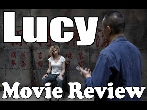 Movie Review: Lucy (Scarlett Johansson)